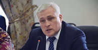 Заместитель руководителя Федерального архивного агентства РФ Андрей Юрасов. Архивное фото