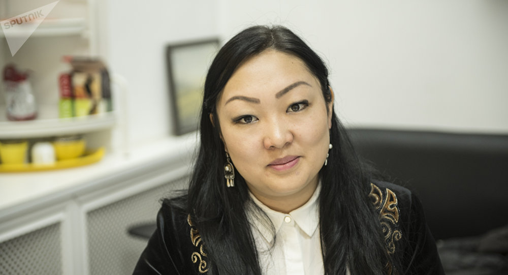 Замруководителя секретариата ВИК Айжан Абдесова