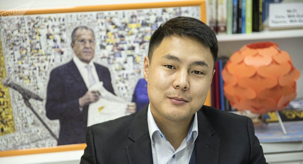 Председатель инициативной группы по продвижению бренда ВИК Союзбек Надырбеков.