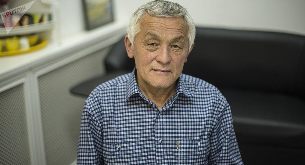 Bio KG органикалык аймак долбоорунун координатору Султан Сарыгулов