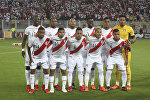 Сборная Перу по футболу. Архивное фото