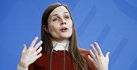 Премьер-министр Исландии Катрин Якобсдоуттир