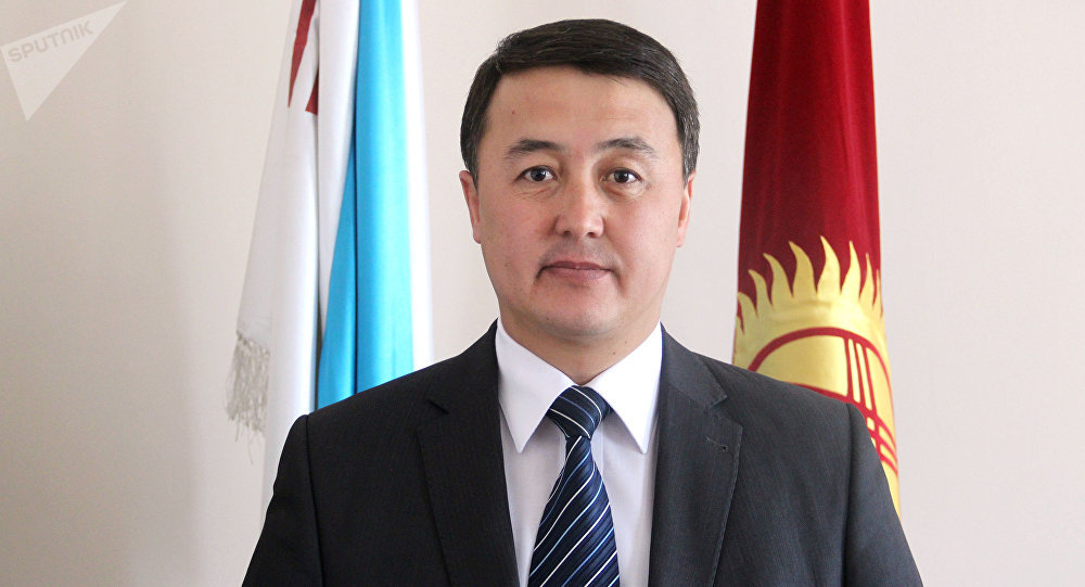 Архивное фото кандидата в вице-премьеры Замирбека Аскарова