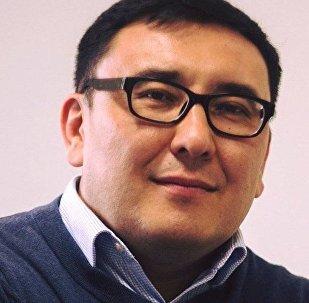 Этнограф, постдокторант Назарбаев университета Улан Бигожин. Архивное фото