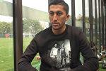 Бывший игрок Анжи Одил Ахмедов: в России болеют как сумасшедшие!