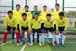 SHER победила в турнире по мини-футболу среди любителей, который проводился в Бишкеке.