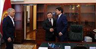 Премьер-министр Мухаммедкалый Абулгазив өз милдеттерин аткарууга киришти.
