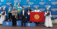 Успех кыргызстанцев на чемпионате Азии по армреслингу с ОВЗ