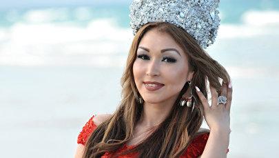 Миссис мира — 2018 Сания Шакирова