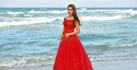Архивное фото победительницы международного конкурса Miss Universe Beauty 2018 погибшей в ДТП Сании Шакировой