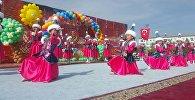 Кыргыз-түрк Манас университетинде эл аралык балдар фестивалы өткөрүлүп жатат