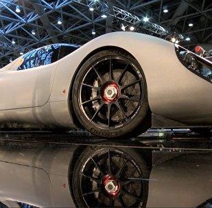 Неужели мы будем ездить на таких машинах? Видео с автосалона в Монако