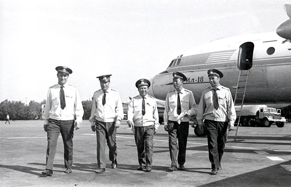 Аэропорт 1993-жылы Эл аралык жарандык авиация уюмунун мүчөсү болгон