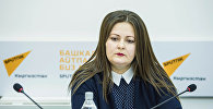 Архивное фото депутата Жогорку Кенеша Натальи Никитенко