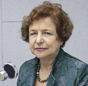 Экс-депутат Европарламента Татьяна Жданок