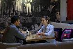 Видео о русских девушках, без акцента говорящих на кыргызском, стало вирусным