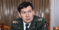 Улуттук коопсуздук мамлекеттик комитетинин төрагасы Идрис Кадыркуловтун архивдик сүрөтү