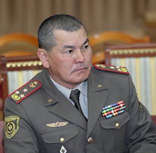 Эрлис Тердикбаевдин архивдик сүрөтү