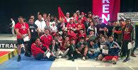 Кыргызстандык таяк тартыш спортунун чеберлери Борбор Азия чемпионатынынан 21 медаль утту.