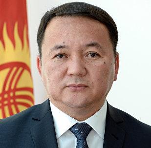 Архивное фото кандидата на пост генерального прокурора Кыргызской Республики Откурбека Жамшитова