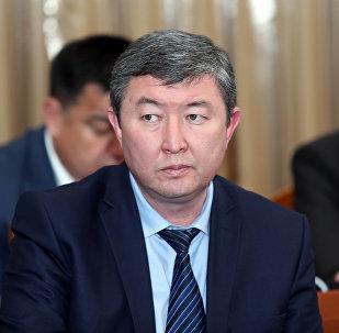 Архивное фото руководителя Аппарата правительства Мурата Мукамбетова