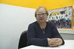 Главный специалист по школьному образованию Министерства образования и науки Кыргызстана Зоя Пак во время беседы на радио Sputnik