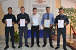 Курсанты Академии МВД Кыргызстана заняли призовые места на Международной научно-теоретической конференции в Алматы