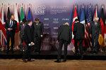 Встреча министров иностранных дел стран Большой семерки в Торонто