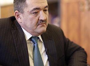 Первое интервью мэра Бишкека Албека Ибраимова
