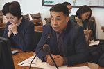 LIVE: Заседание комиссии Бишкекского горкенеша с участием чиновников мэрии