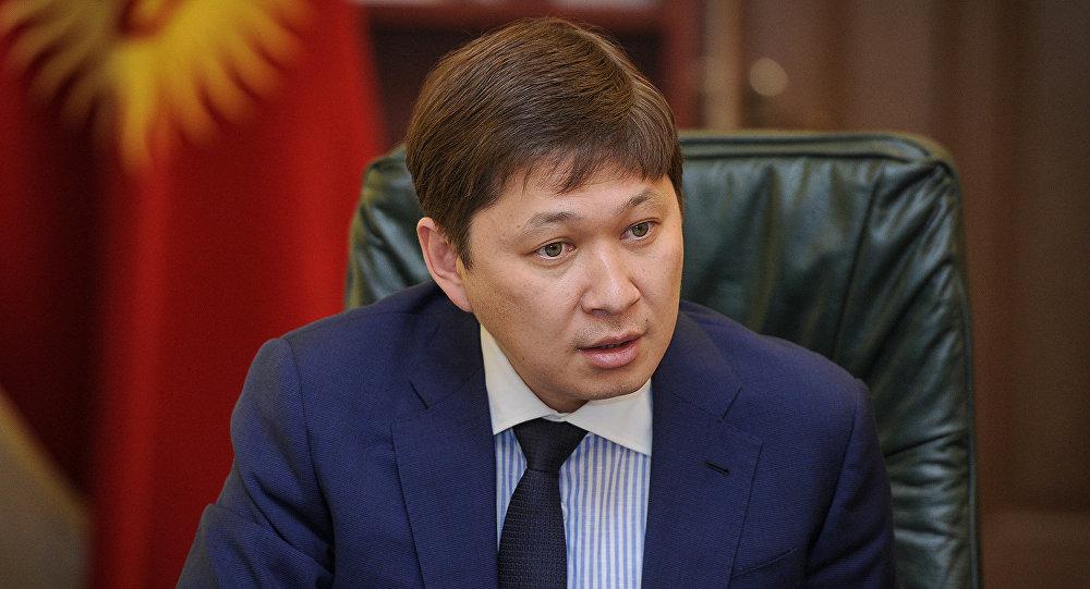 Кыргызстандын мурдагы премьер-министри Сапар Исаковдун архивдик сүрөтү