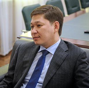 Сапар Исаков. Архивное фото