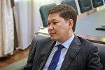 Бывший премьер-министр Кыргызской Республики Сапар Исаков. Архивное фото
