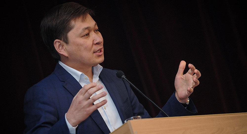 Премьер-министр КР Сапар Исаков