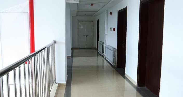 Больницу строят на 181 миллион юаней китайского гранта