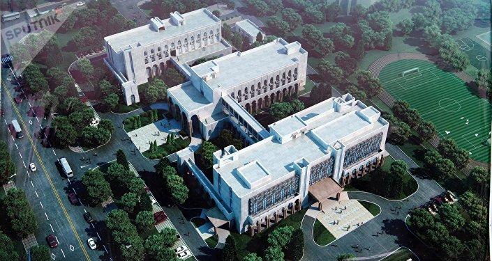 В Оше скоро откроется больничный комплекс на 150 коек