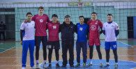 Кыргызстандын волейбол боюнча улуттук курамасы