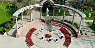 Любимому Бишкеку! Памятник Курманджан датке