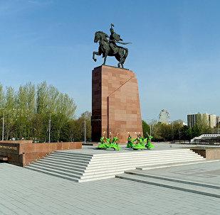 Sputnik Кыргызстан Бишкектин 140 жылдыгына карата мекендештерге белек камдады