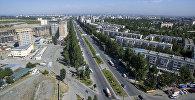 Южная магистраль в Бишкеке. Архивное фото