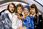 Шведская поп-группа Abba