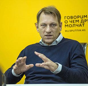 Заместитель главного редактора МИА Россия сегодня Андрей Благодыренко. Архивное фото