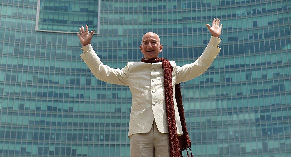 Богатейший человек планеты задень разбогател на9 млрд долларов
