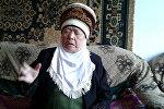 Учурдун жалгыз аял манасчысы Зууракан Сыдыкова