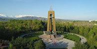 Красивый танец на Южных воротах к 140-летию Бишкека — видео