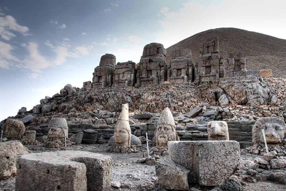 Объекты Всемирного наследия ЮНЕСКО — археологический памятник Коммагенского царства