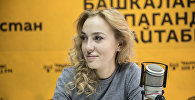Телеведущая Ольга Ковалева. Архивное фото
