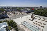 Бийлеп, ырдап, суу чачышып. Бишкектин 140 жылдыгын кантип майрамдашты