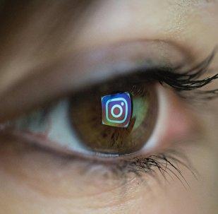 Работа соцсети Instagram