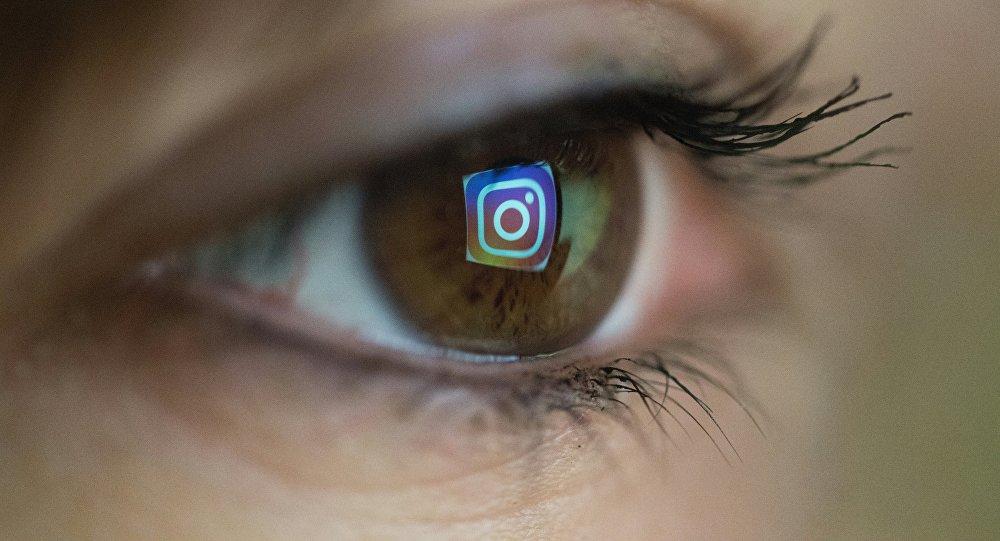 Instagram соцтармагы. Архивдик сүрөт